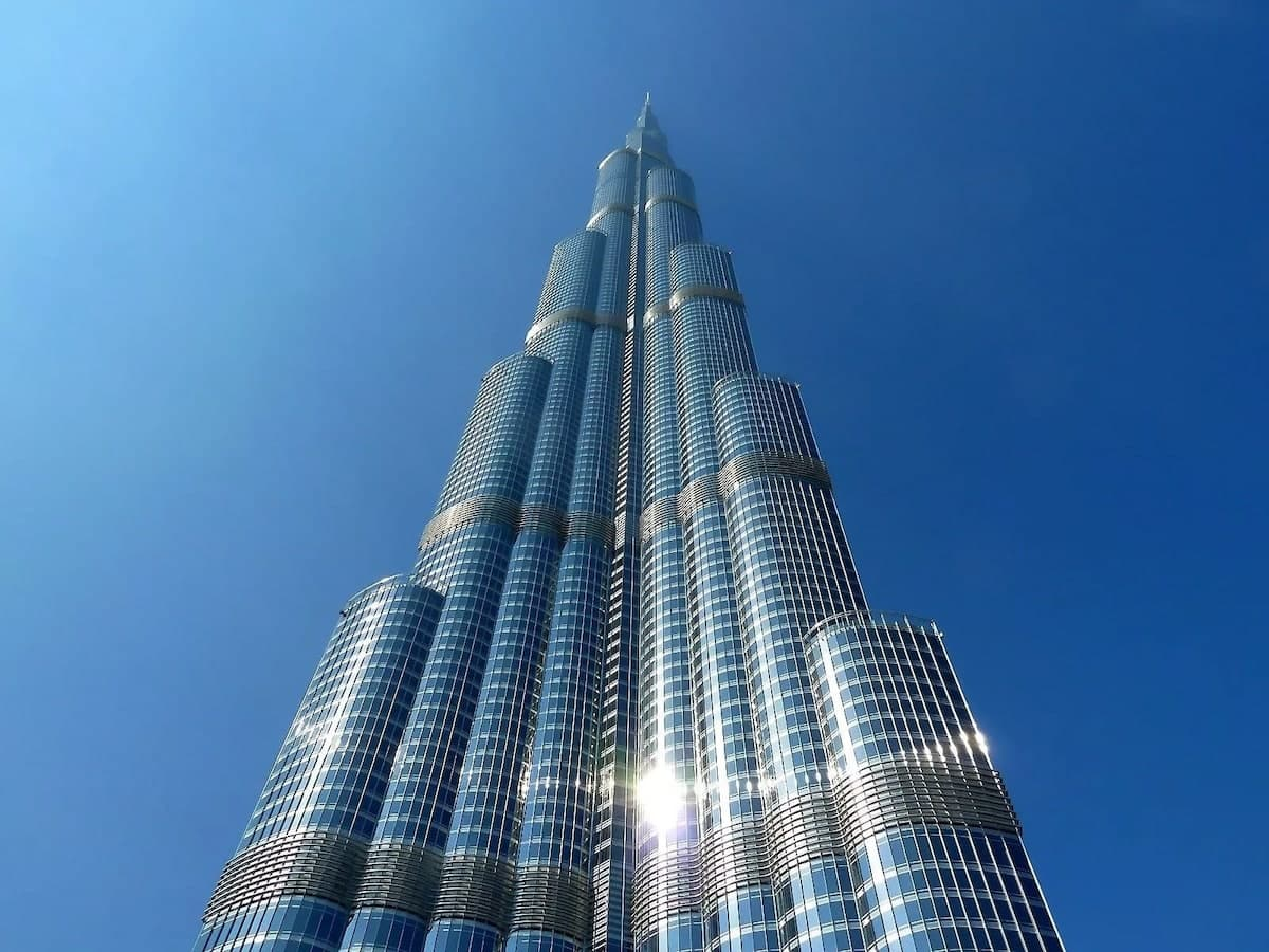 What is the tallest building in Ghana?