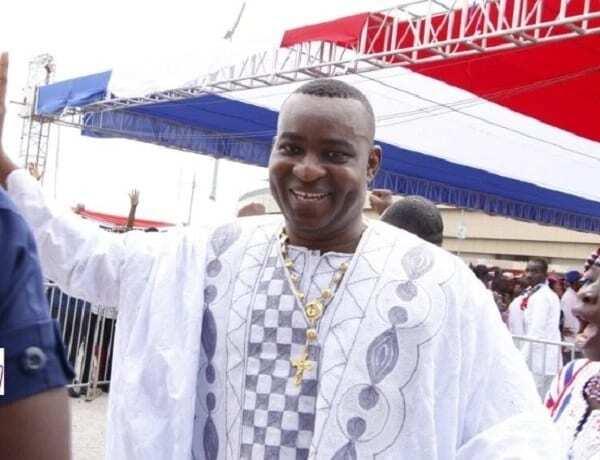 I will vote for Freddie Blay – Chairman Wontumi