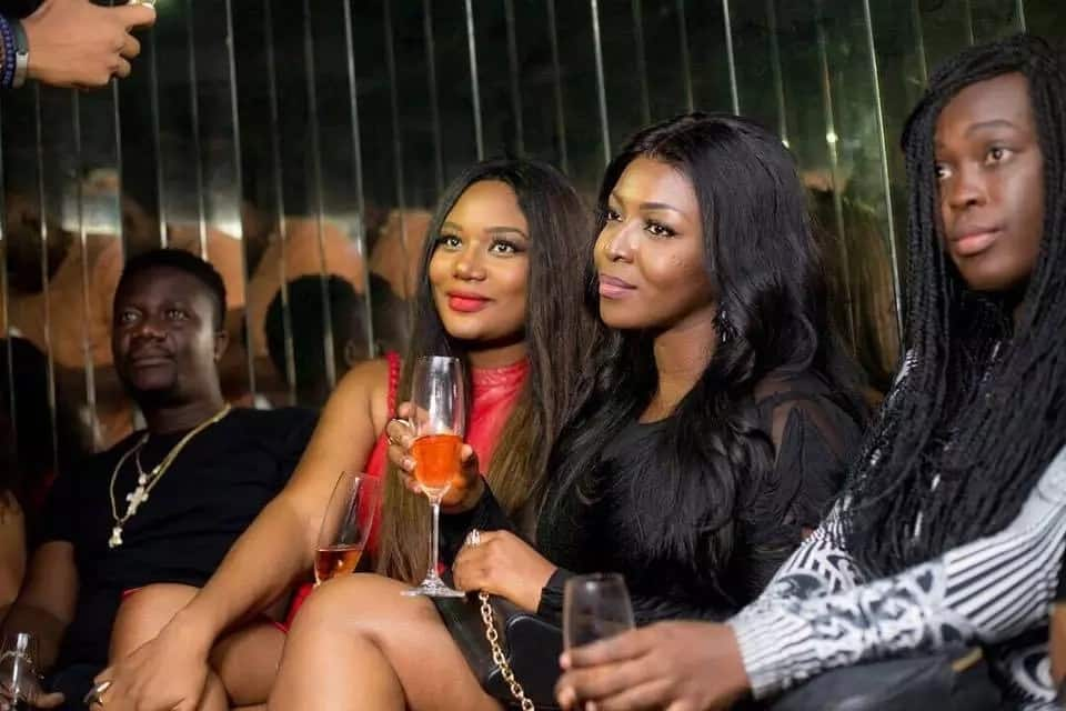 """Here are the celebrities who graced Becca's """"Unveiling"""" event"""