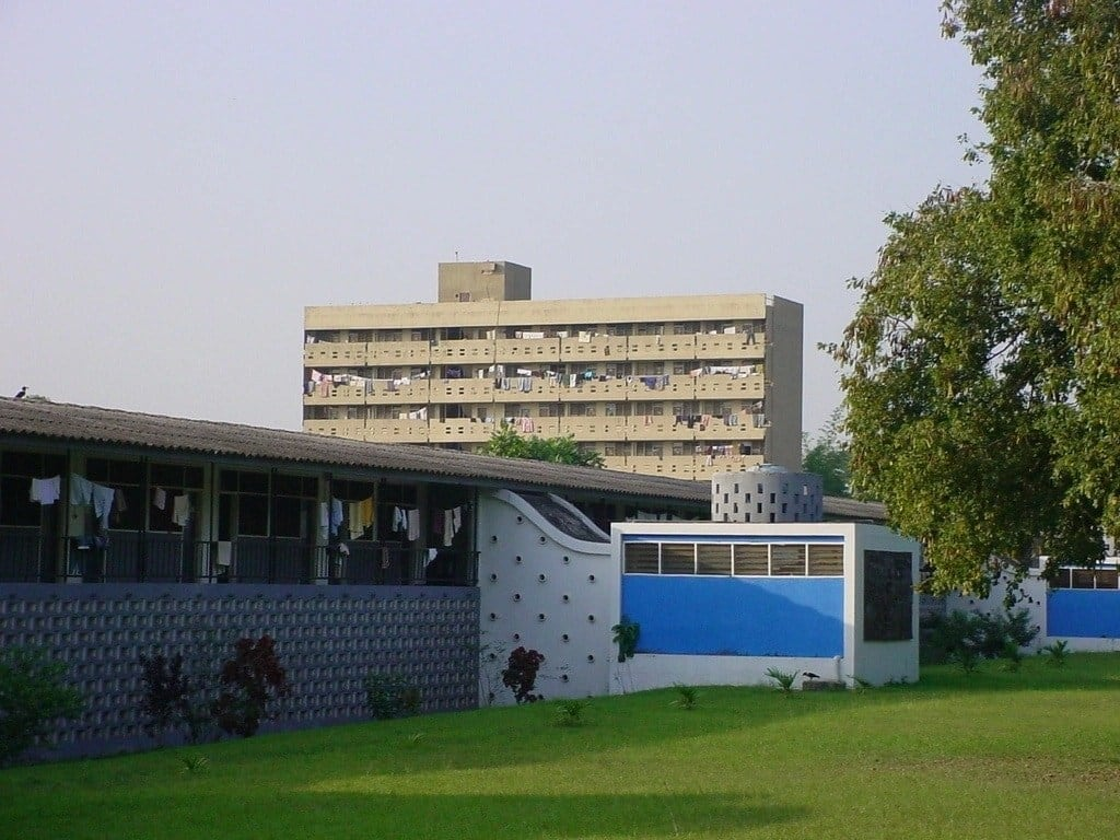 KNUST queens hall