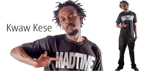 I still smoke weed - Kwaw Kese reveals