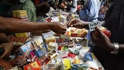 Police arrest SHS graduate, 22 others for producing fake drugs using mouth wash