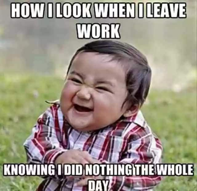 Funny memes for coworkers