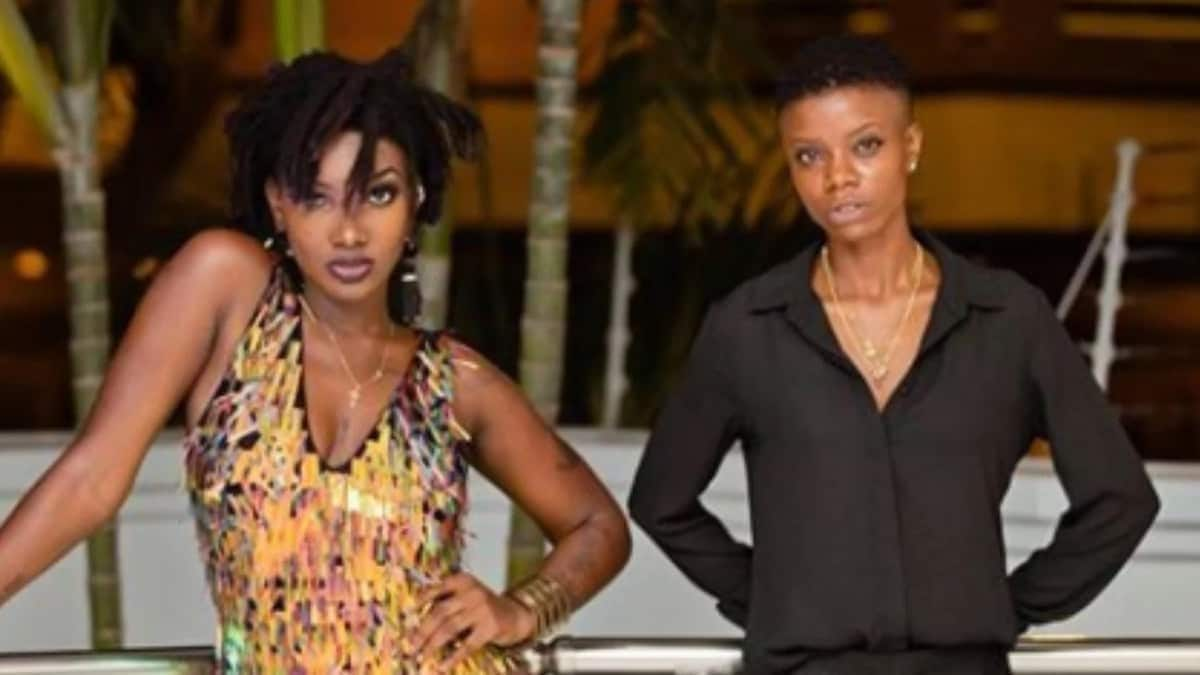 Ghanaians outraged by latest video of Ebony and Franky in the morgue making rounds