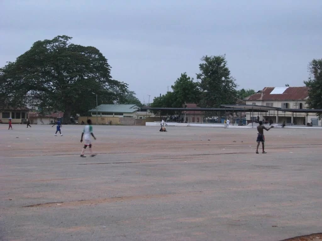 """Youth in Koforidua turn Jackson Park into space for """"open sex"""""""