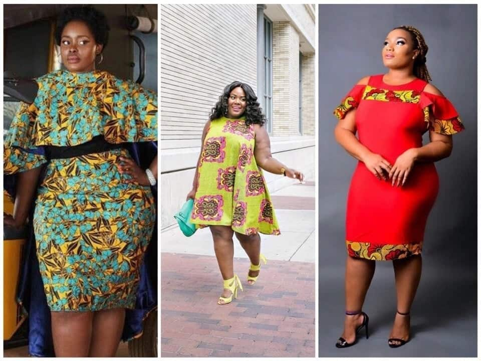 Beautiful Curvy Women Dresses In Ghana YEN.COM.GH