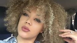 Nadia Buari is the goddess of blue and these new photos will show you why