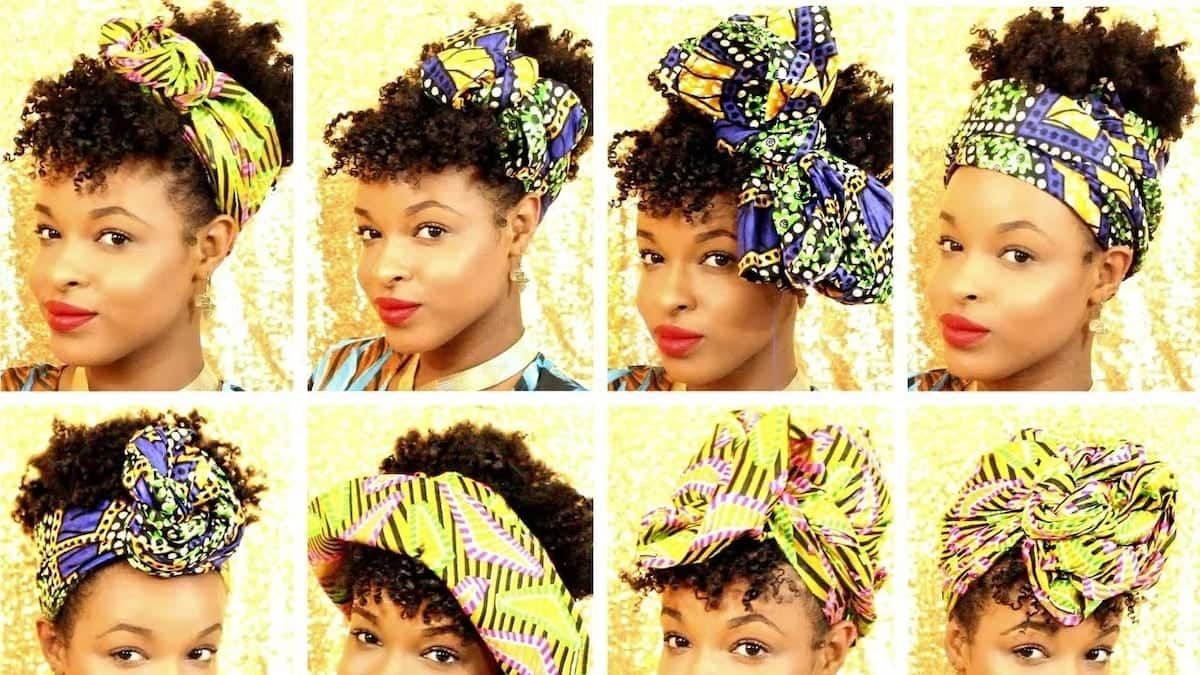 styles for natural hair