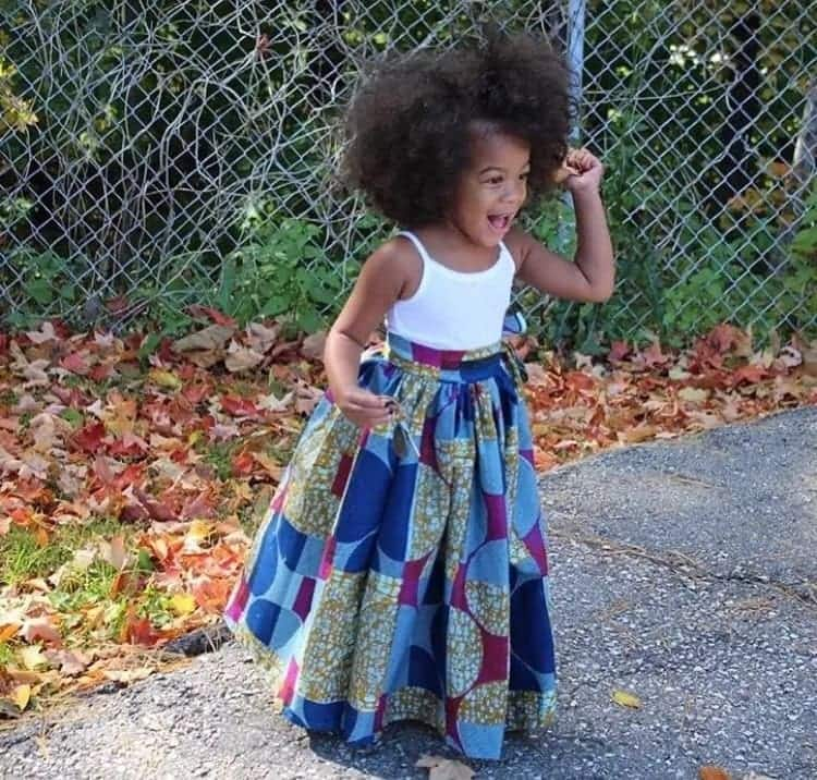 f25e6ebfc11d Beautiful African wear for kids and little children 2019(Pictures ...