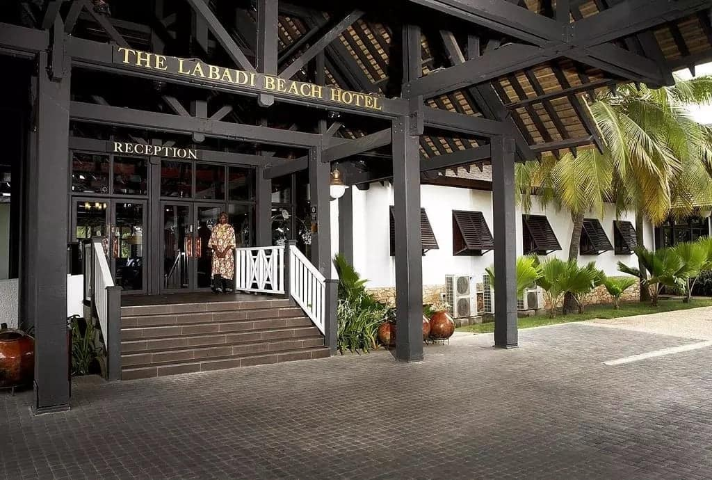 labadi beach hotel booking labadi beach hotel accra ghana website labadi beach hotel instagram