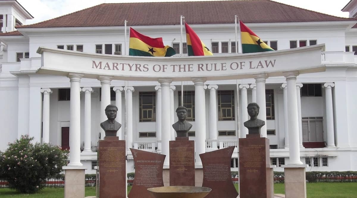supreme court of ghana district courts in ghana names of high courts in ghana