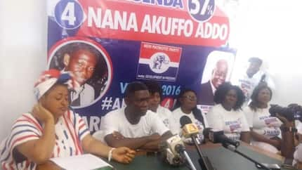 Agya Koo is eager to see Nana Addo win December elections