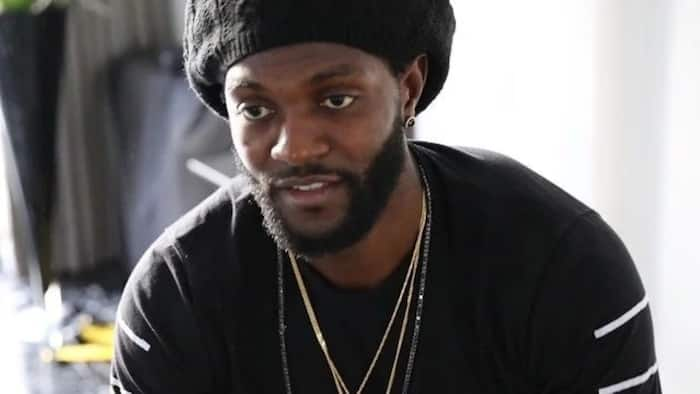 Ex-Arsenal star Adebayor celebrates construction of private road to his home