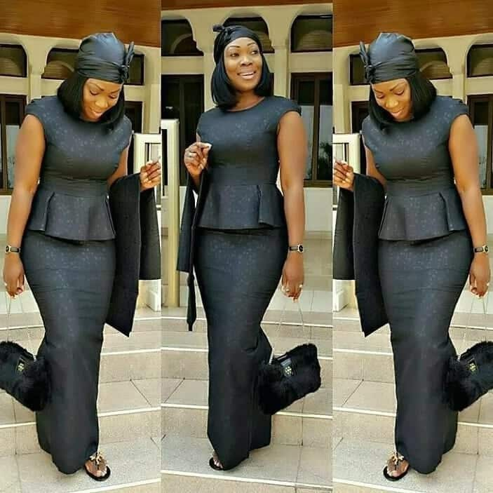 african kaba and slits styles