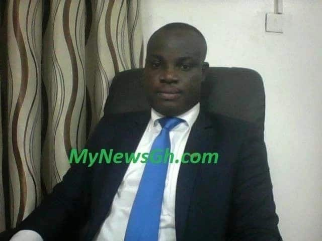 Mr. Isaac Otseng, Supervisions and Operations team member. Photo credit: Mynewsgh.com