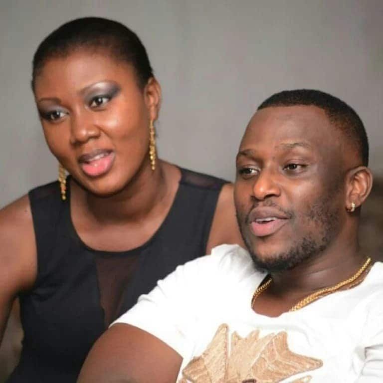 Coded and his beautiful wife