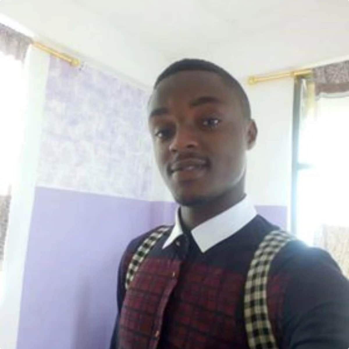 Meet young Ghanaian animal farmer, Caleb Ayequaye Attoh