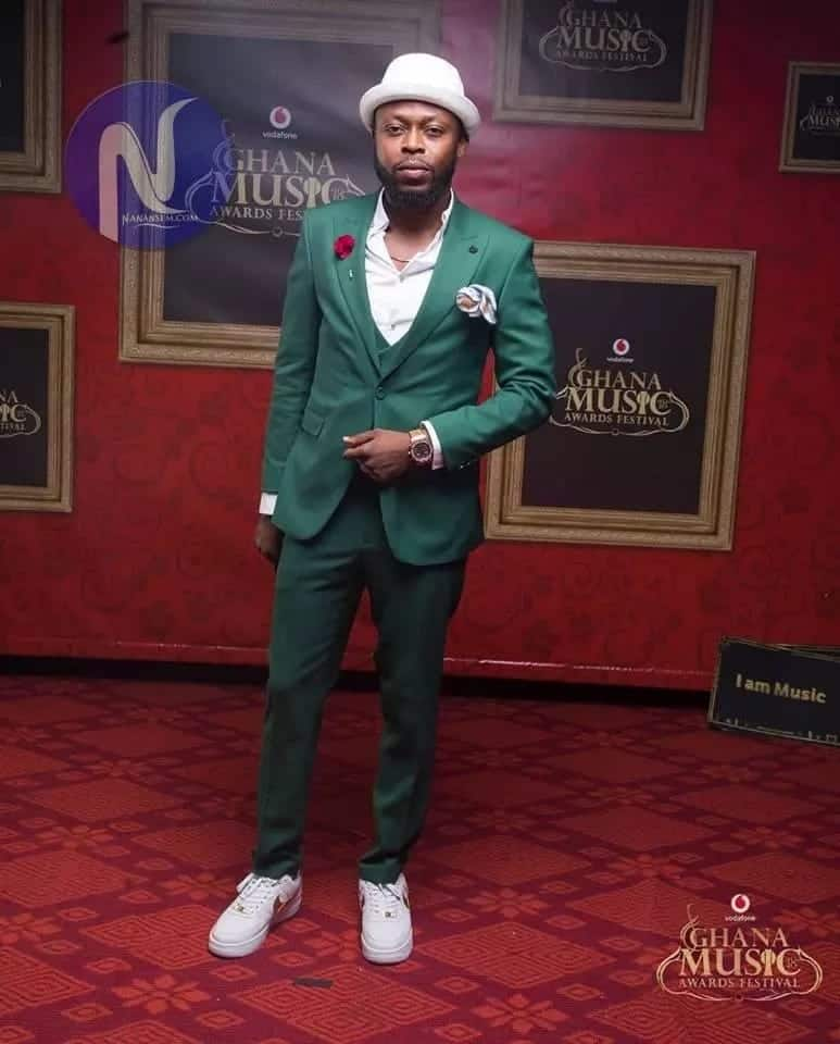 Photos: The best dressed celebrities at the 2018 VGMA