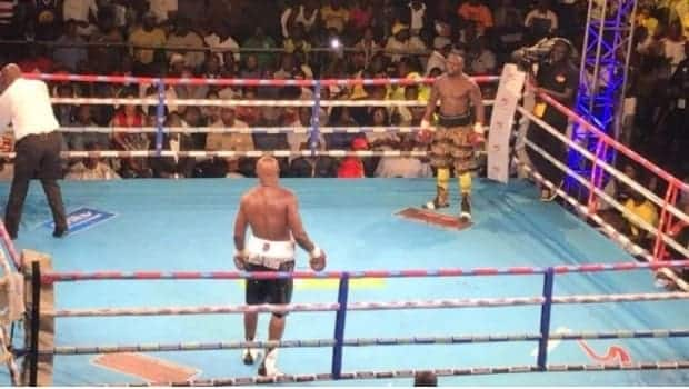Bastie Samir is a tough opponent - Mayweather even admits