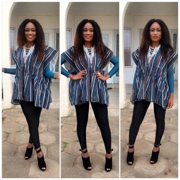 5 ways to wear a smock dress in Ghana for a comfortable yet stunning look