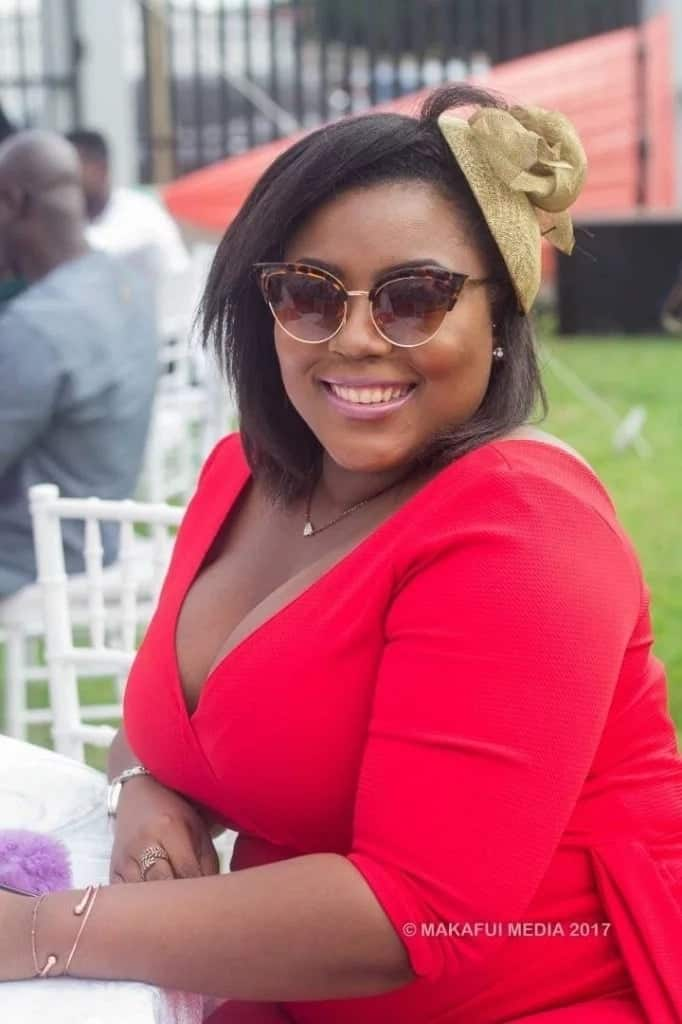 How some Ghanaian celebrities dressed to MzGee's wedding