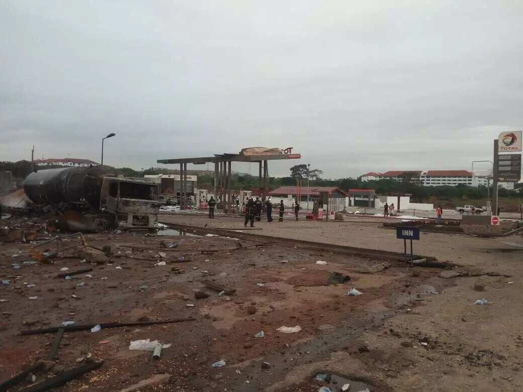 Owner of Atomic Junction filling station finally speaks after explosion