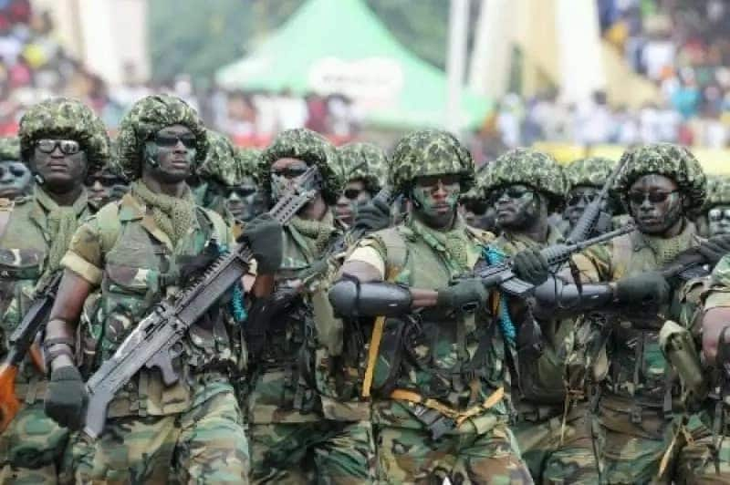 Official: Ghana Armed Forces commences 2017/18 recruitment exercise