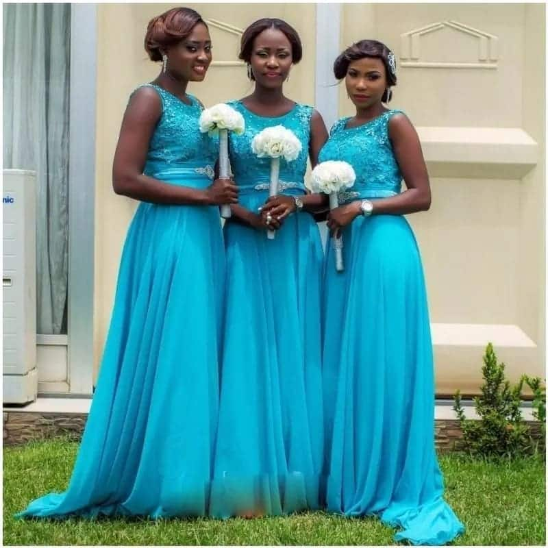 african dress styles for weddings bridesmaid dress with different styles maid of honour dresses wedding dresses pictures