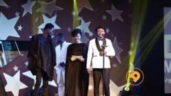 Photos: See how Ghana defeated Nollywood at Golden Movie Awards