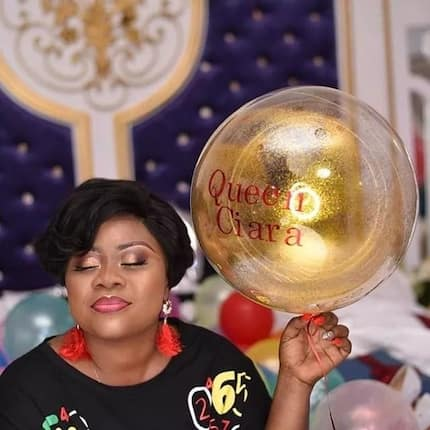 After her wild birthday party, Obofour's wife 'chills' in India and YEN.com.gh has beautiful photos