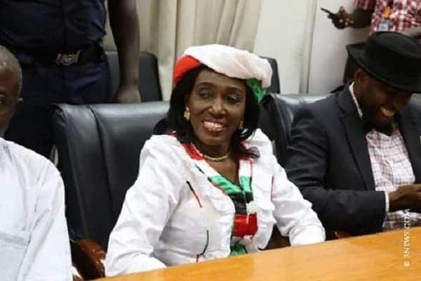 7 photos that prove Konadu Rawlings is a goddess in her own right