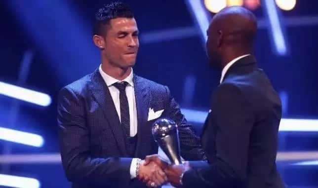 Ronaldo beats Messi, Neymar to win 5th FIFA Best Player