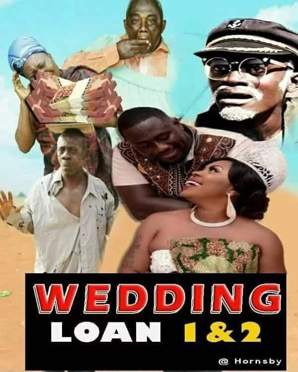 Kumawood posters are already out for Afia Schwar cheating scandal-inspired movies