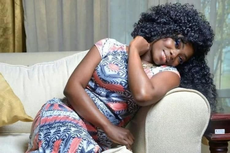 Stacy, what is wrong with? Mzbel turns on full blast