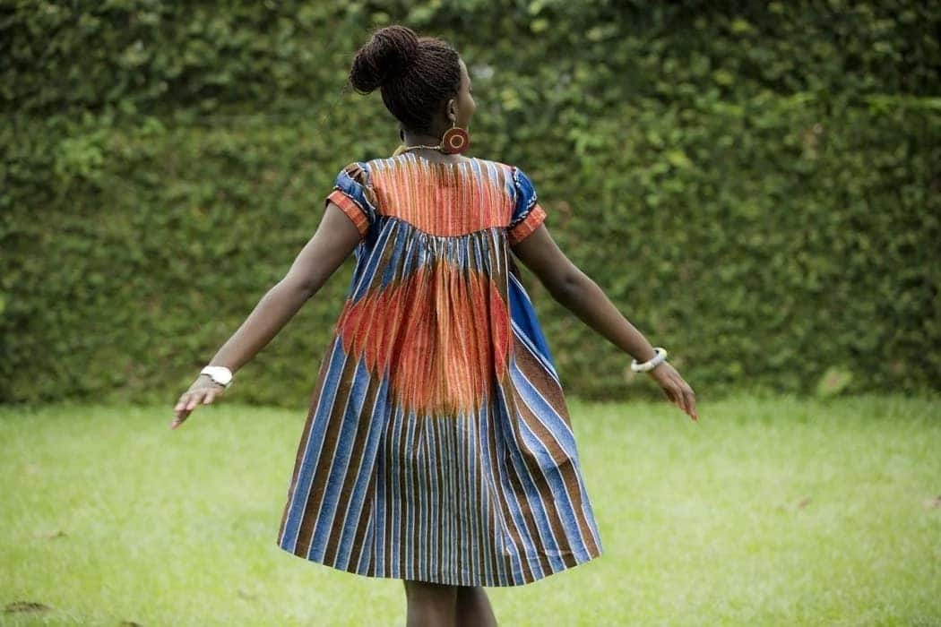 Top Ghanaian Engagement Dress Styles for 2018 - Kaba Dress