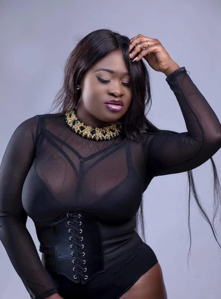 Is Sista Afia bent on achieving fame through the release of 'hot' photos?