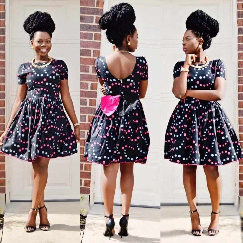 15 best African dress designs 2018