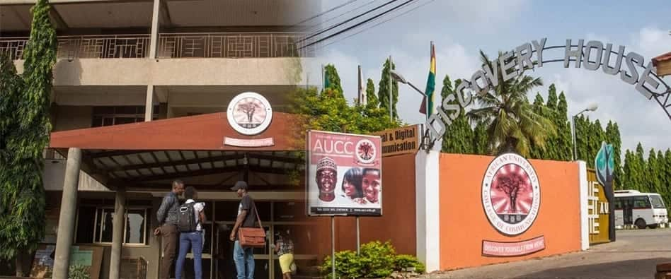 African University College of Communication courses, fees