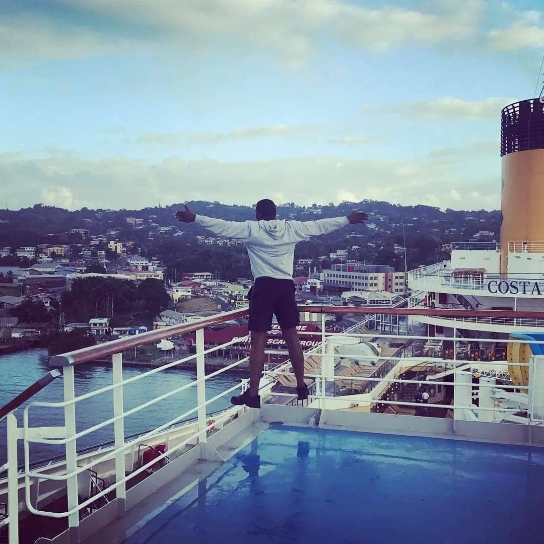 Photos of John Dumelo's travels in the last 12 months