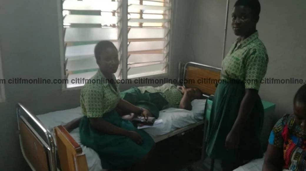 Suspected food poisoning incident affects over 50 students at GHANASS