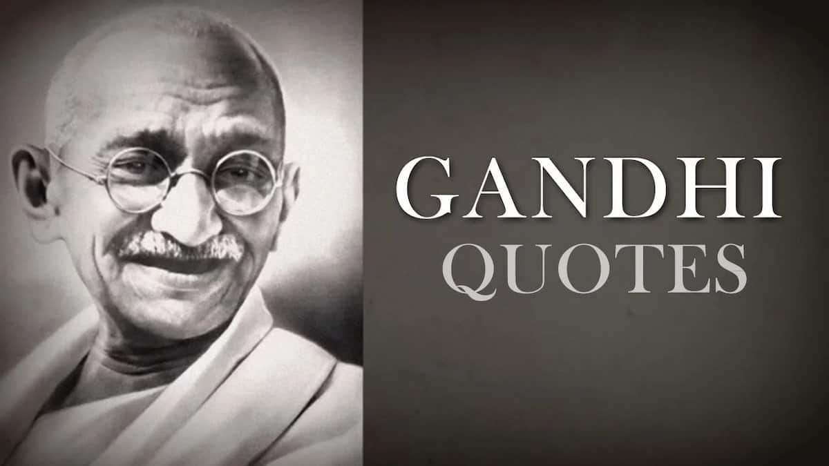 famous gahndi quotes mahatma gandhi sayings ghandi quotes about happiness