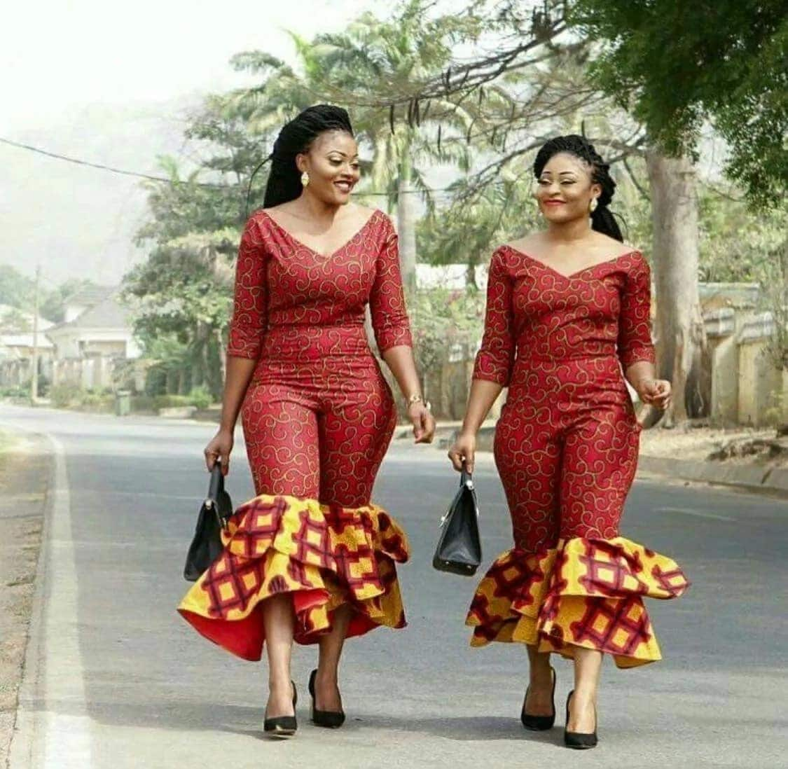 New Ghanaian African Wear Styles 2019 Yen.com.gh