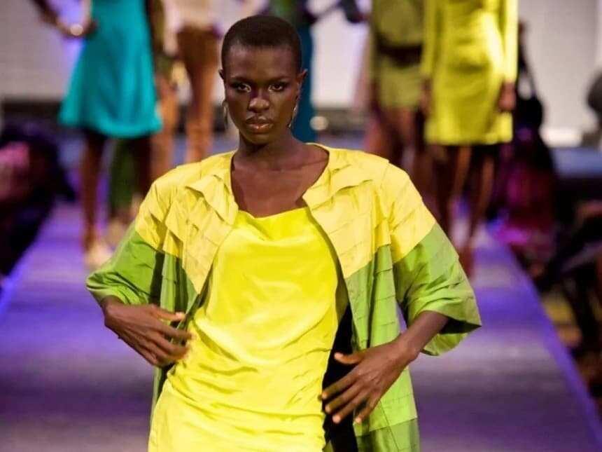 Top African models