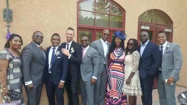 Ghanaian gay man marries his male lover in America