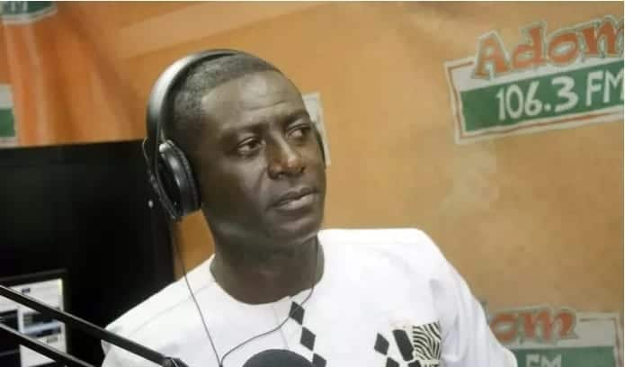I've not resigned from Adom FM - Captain Smart