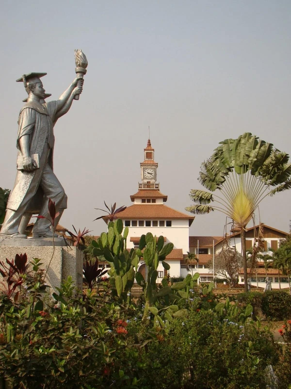University of Ghana admissions