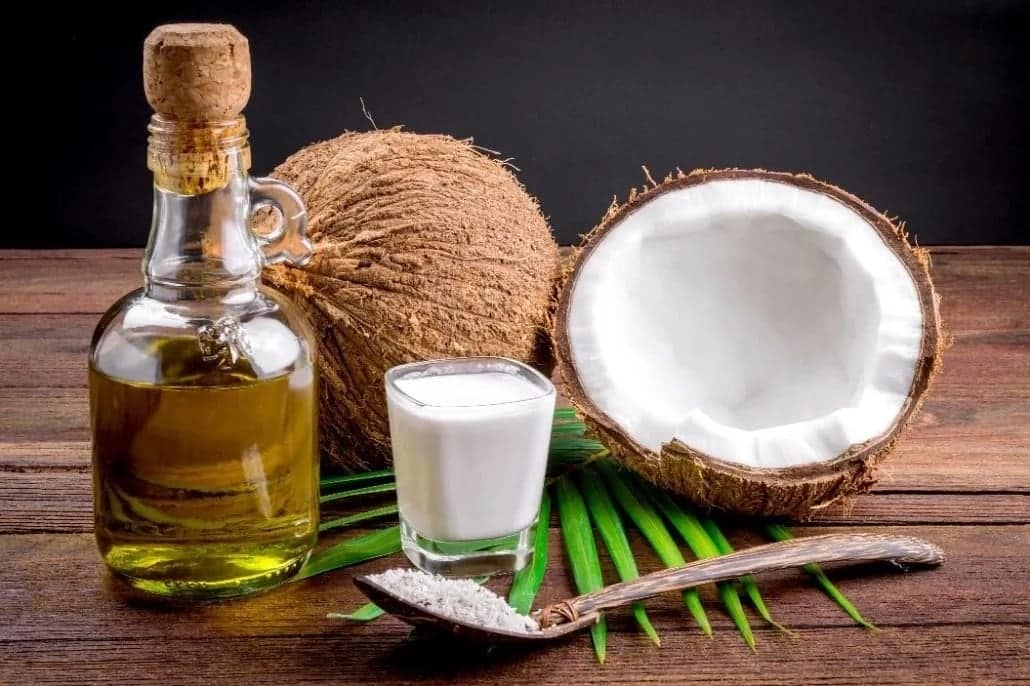 Coconut oil. Photo credit: Getty Images