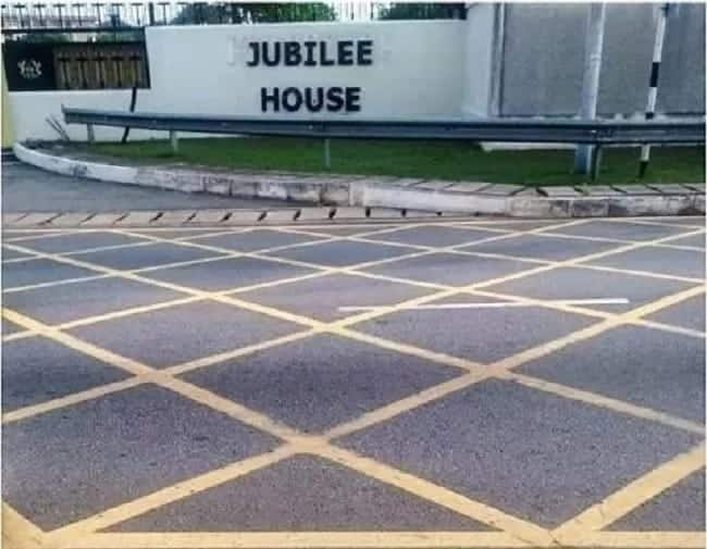 BREAKING: Seat of presidency changed from 'Flagstaff House' to 'Jubilee House'