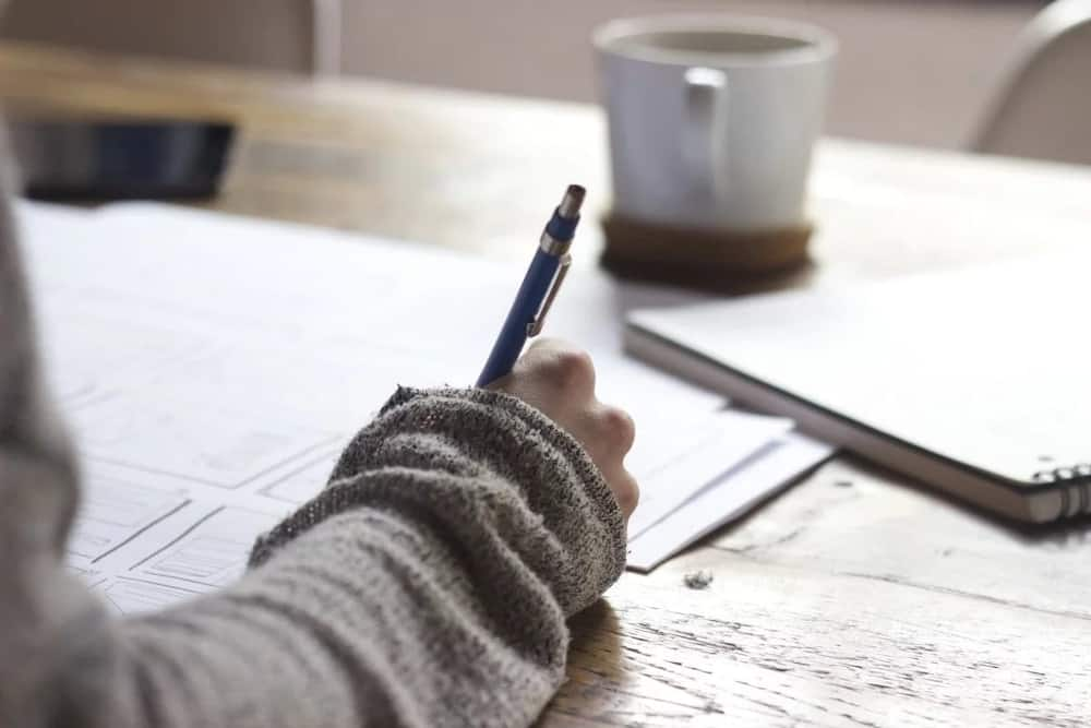 how to write an application letter for employment