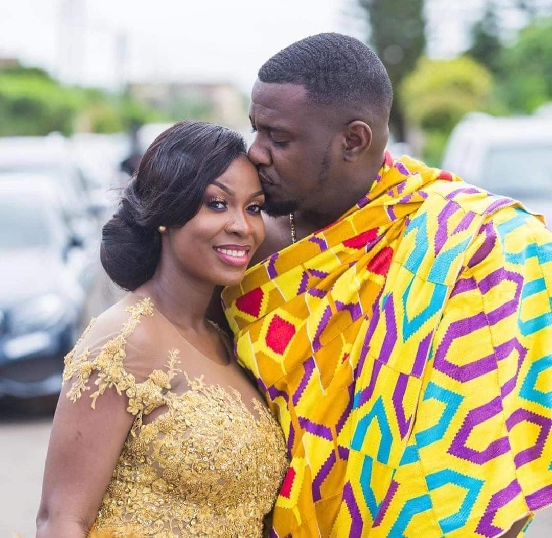 Rosemond Brown reveals reason John Dumelo married Mawunya